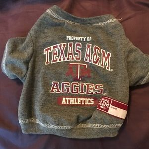 Other - Texas A&M puppy shirt