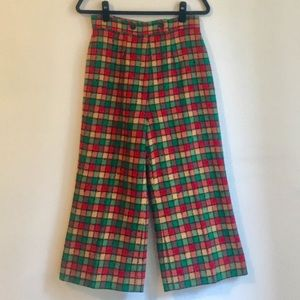 Vintage Pendleton wool pants