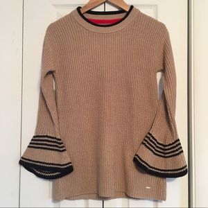 Tommy Hilfiger Bell Sleeve Sweater XS