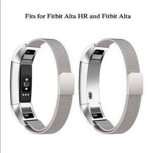 Fitbit Alta metal adjustable band