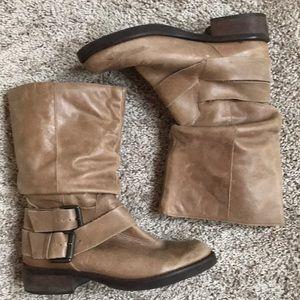 Matisse Mid Calf Moto Boots