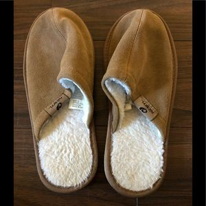 Other - Sherpa Lined slippers.