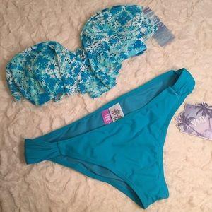 YMI Juniors Bikini sz Large