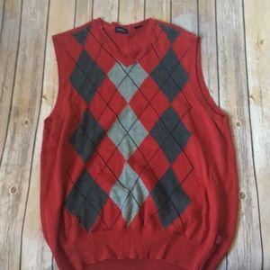 Men's Red Izod Sweaters on Poshmark