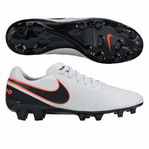 0627e2babd4e Nike Tiempo Mystic V FG Leather Soccer Cleats