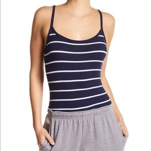 Free Press Ribbed Body Suit, NWT, Size XL