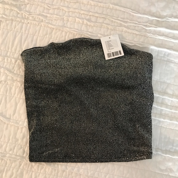 004392865ca Sparkly tube top from Urban outfitters