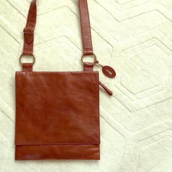 Cynthia H Designs Bags   L E A T H E R C R O S S B O D Y   Poshmark e79c1ece72