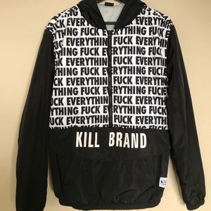Sweaters - Kill Brand pull over