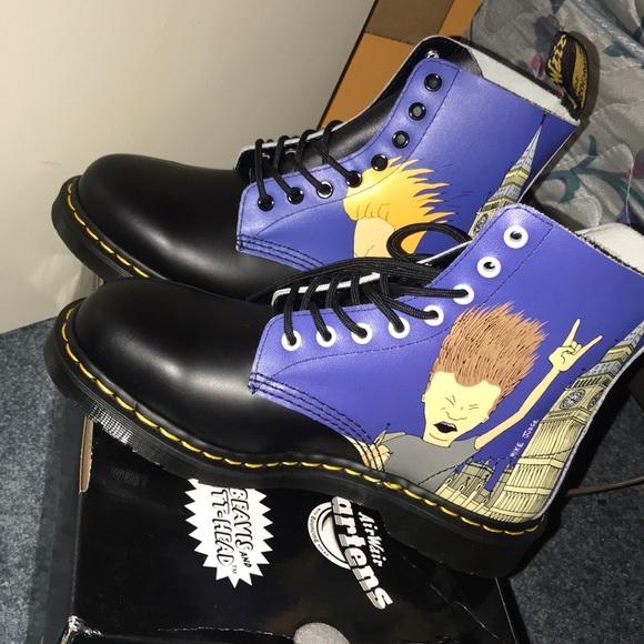 652a6ec3dc Dr. Martens Shoes   Beavis Butthead Dr Marten Pascal   Poshmark