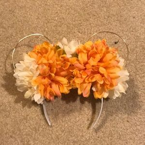 Accessories - Floral Minnie Ears