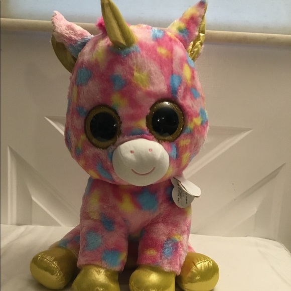 fde2fbd526d Unicorn big plush beanie boo