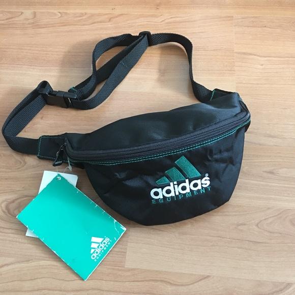 1e2d55c7b9 Vintage Adidas waist bag fanny Pack NWT
