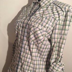 Heritage 1981 Button Up Flannel - Medium