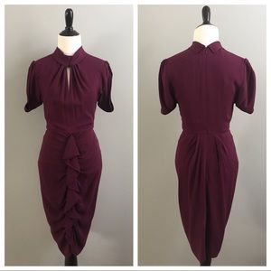 3.1 Phillip Lim silk drape dress