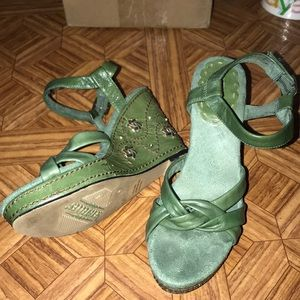 Green wedge 7