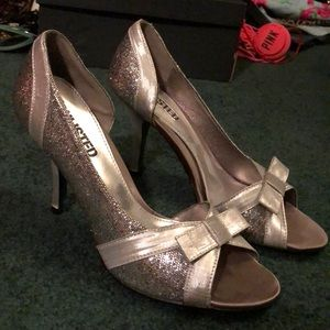 Kenneth Cole Unlisted Sparkle High Heels