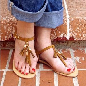 Super cute Fringe Tassel Sandals