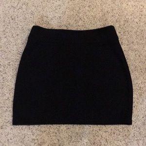 Black pencil skirt!