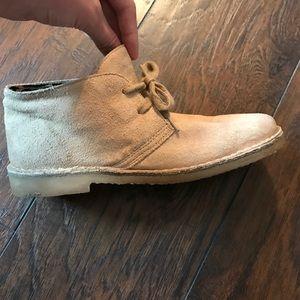 Aldo desert boots
