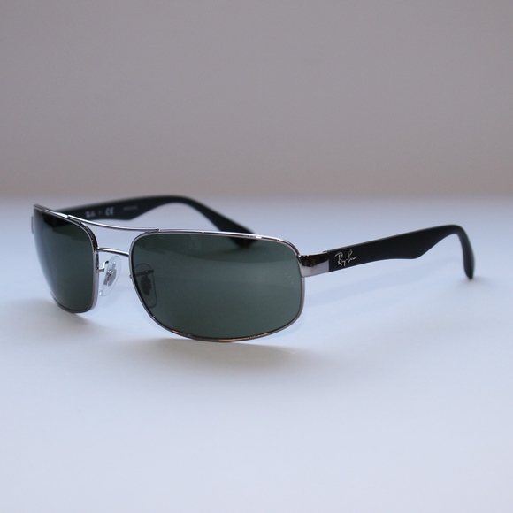 2627fbaccf810 Ray-Ban RB3445 Green Classic G-15