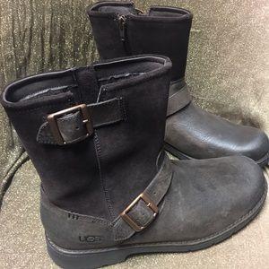 ee561e3cbf3 UGG Men's Messner Brown Boots 1007797