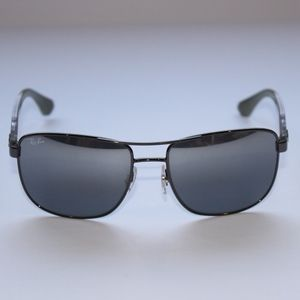 9290ff1c41 Ray-Ban Accessories - Ray-Ban RB3533 Grey Gradient Mirror