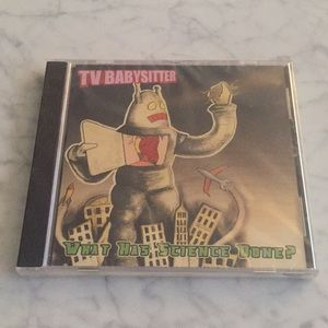 """NEW CD TV Babysitter """"What has Science Done?"""""""