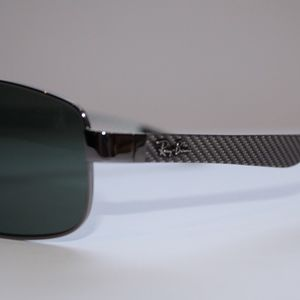 36ff8249345cd Ray-Ban Accessories - Ray-Ban Tech Carbon Fibre Green Classic G-15