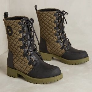 NEW  Matt Bernson Ketchum Quilted Boots Lined