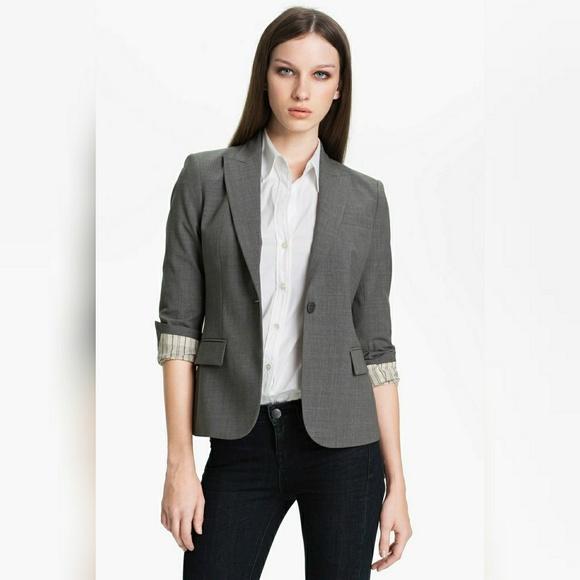 Theory Jackets & Blazers - Theory Gabe B Tailor jacket size 8.