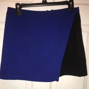 Lush Asymmetrical Skirt