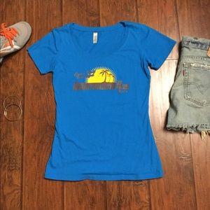 Guantanamo Bay Blue Shirt