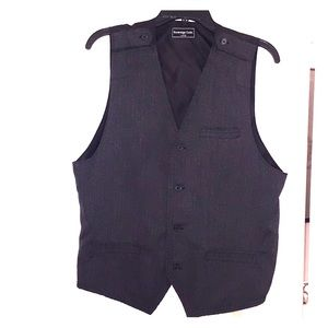 Other - Gray and black Vest