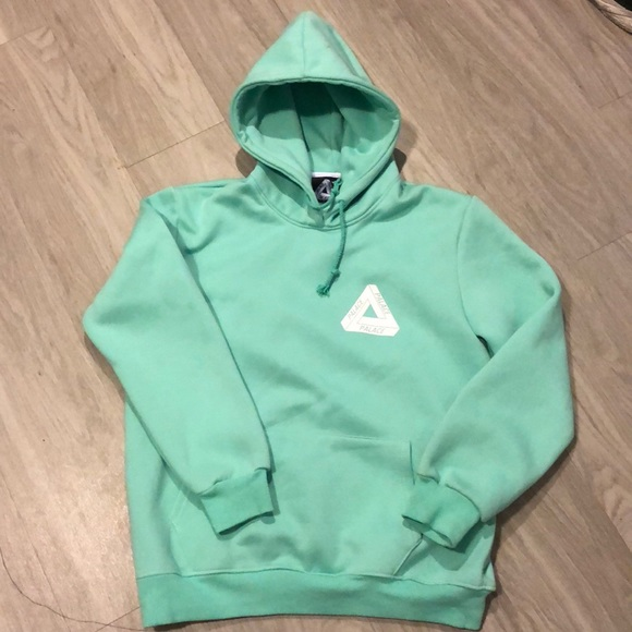 choose latest amazing selection pre order Mint green hoodie