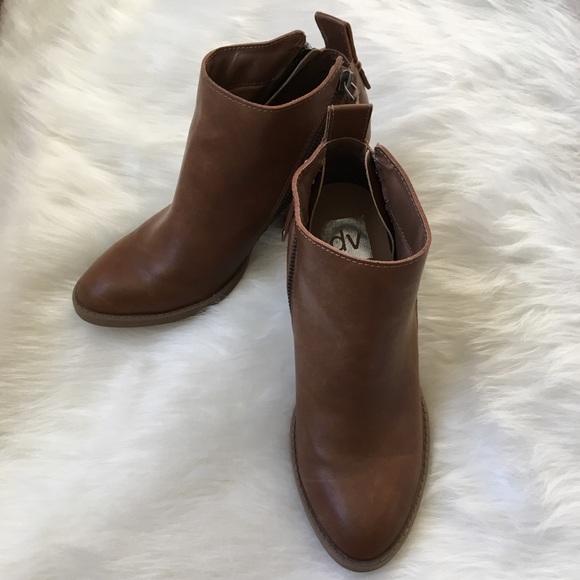 f9e997145170 DV by Dolce Vita Shoes - Women s dv Jameson Double Side Zip Booties 6.5