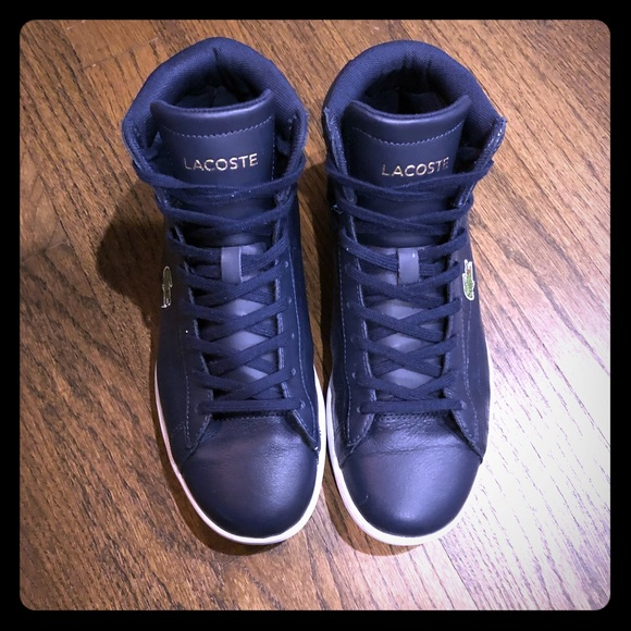 02d760184b6ce Lacoste Shoes - Lacoste Carnaby Evo Mid