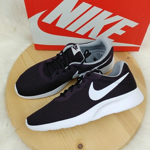 7e067516749 Nike Tanjun Port Wine white wolf grey mens Roshe