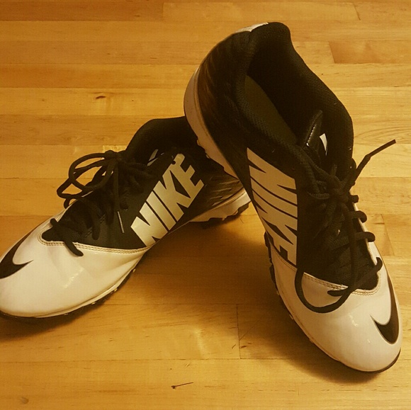 Nike Air Max Ken Griffey Fury Black And White 2634bdbecf
