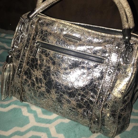 abaa0d5313e Rebecca Minkoff Cupid Leather Designer Handbag. M 5a1a1f9d5c12f8f2b903d941