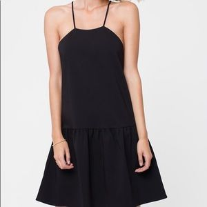 Anine Bing Dropped Waist Dress $299