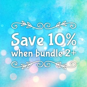 Other - Save 10% when Bundle 2+