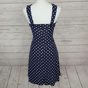 b3980abe5534 Charming Charlie Dresses - Charming Charlie polka dotted dress