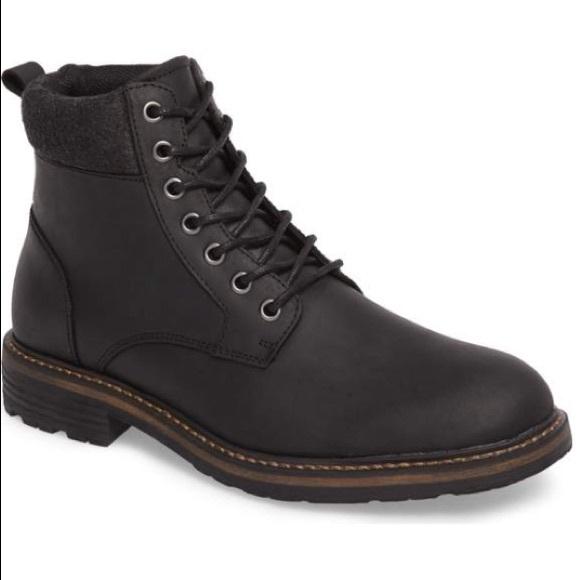 46d84417785 The Rail Men s Black Rugged Style Boots. M 5a1a2bf1291a35a3fc041c1c