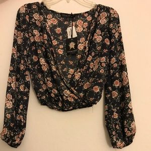 NEW Tilly's blouse.