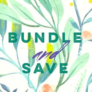 💕 bundle items and save!! 👌🏻