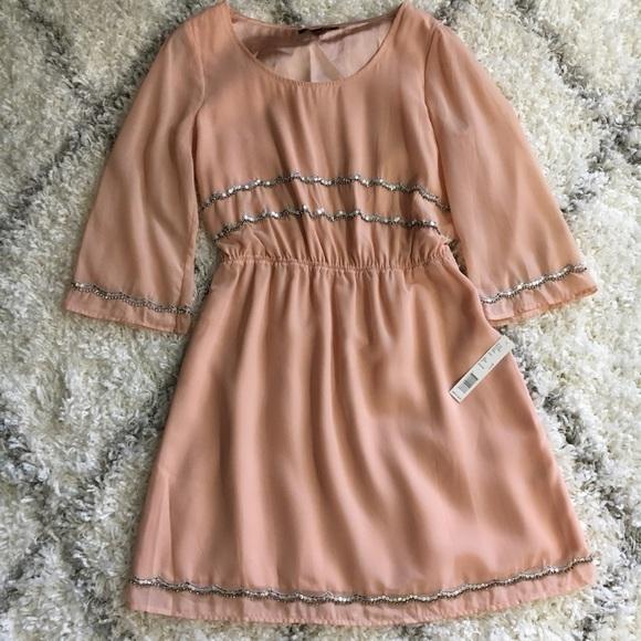 e1f127a1e1c Blush Gianni Bini Dress NWT Size Medium