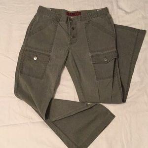 Olive Ymi flare pants