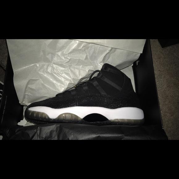 892e672c4900f Air Jordan Shoes | Jordan Retro 11 Black Gold Heiress | Poshmark