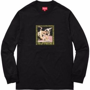Supreme Best in the World L/S T Shirt